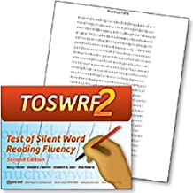 TOSWRF-2: Test of Silent Word Reading Fluency–Second Edition - Complete Kit