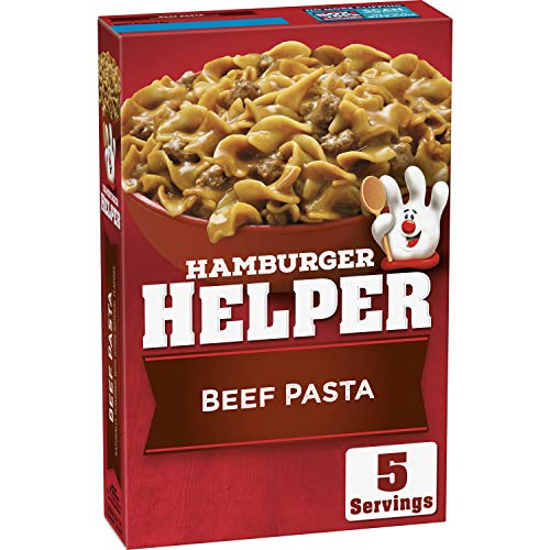 Betty Crocker Hamburger Helper, Beef Pasta, 5.9 oz