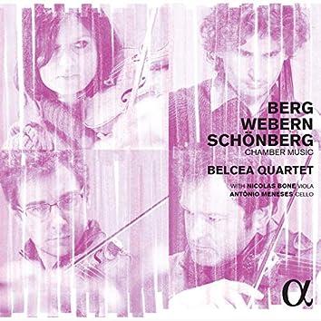 Berg, Webern & Schönberg: Chamber Music