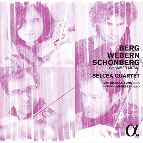 Belcea Quartet, Nicolas Bone & Antônio Meneses