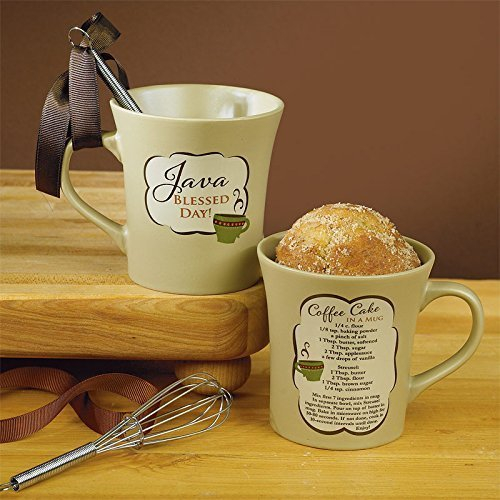 Blessed Day Coffee Cake Mug by Abbey Press