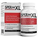 Best Fertility Pills For Men - SPERM XL - Sperm-Count, Fertility & Mobility Nutritional Review