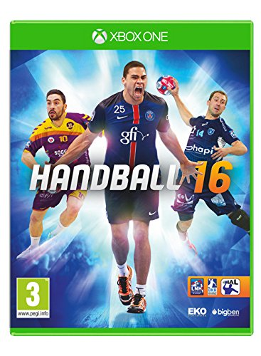 IHF Handball Challenge 16 (Xbox One) (New)