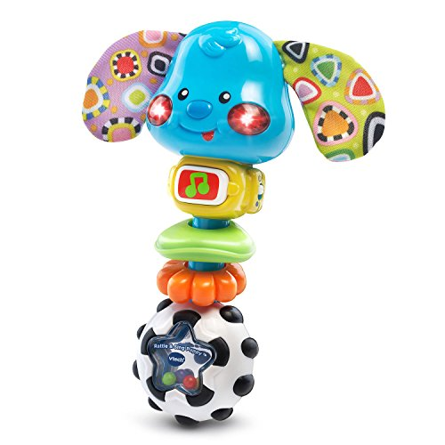 VTech Baby Rattle and Sing PuppyMulticolor