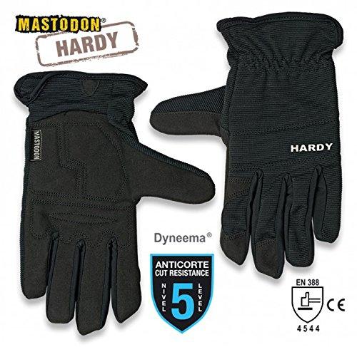 Mastodon 34861-L Guantes, Unisex Adulto, Talla Única