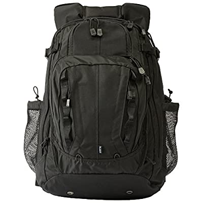 5.11 Tactical COVRT18 Covert Military Backpack, Large Assault Rucksack Pack, Style 56961, Black