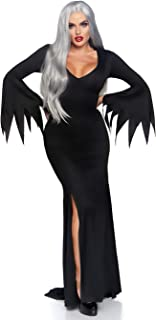 Women's Floor Length Gothic Dress Costume
