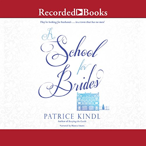 A School for Brides audiobook cover art