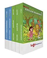 Std 5 Perfect Notes Entire Set Books | English Medium | Maharashtra State Board | Includes Textual Question Answers, Topicwise Summary, Chapterwise Assessment | All Subjects | Set of 5 Books