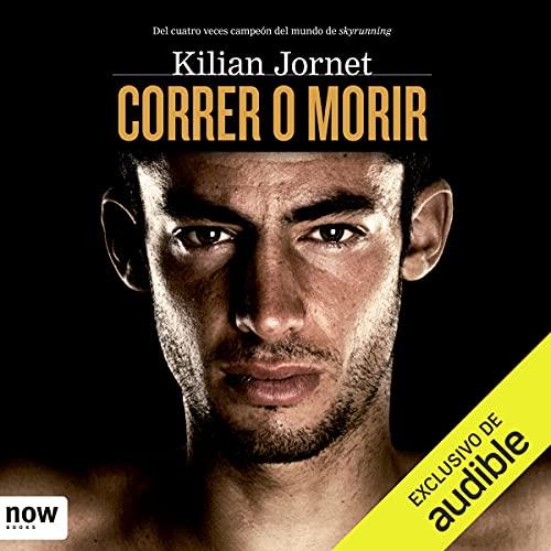 Diseño de la portada del título Correr o morir