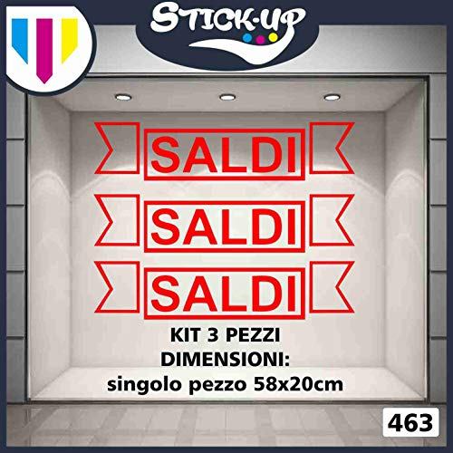 SALDI SALDI - SALDI - SALDI - SALDI - Streusalden - aussen alles - Schaufensterläden, Stöckers