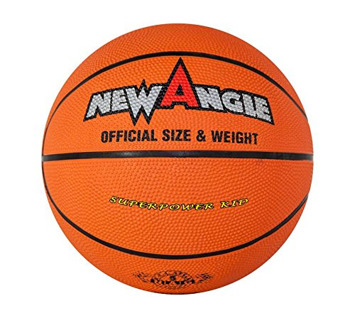 Lowest Price! New angle Orange Basketball
