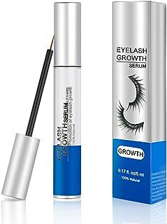 Eyelash Growth Serum - Natural Eyelash Enhancer Serum Formulated with Non-irritating formula - Eyelash Conditioner to Grow...