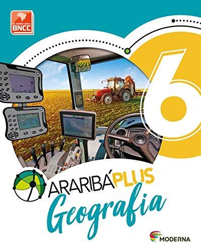 Araribá Plus. Geografia - 6º Ano