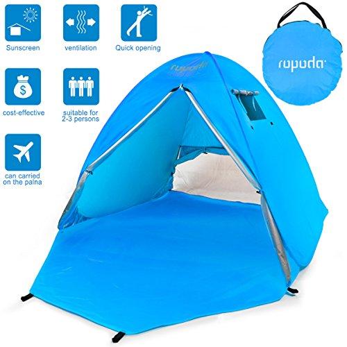 ROPODA Beach Tent, Portable Pop up Sun...