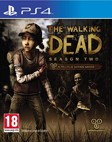 Badland Spain The Walking Dead: Season Two