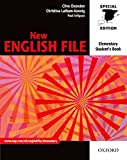 New English File Elementary. Student's Book for Spain (New English File Second Edition)