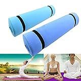 Tappetino da yoga, a prova di umidità, ecologico, per dormire o per fare ginnastica, in schiuma EVA, 1 pezzo