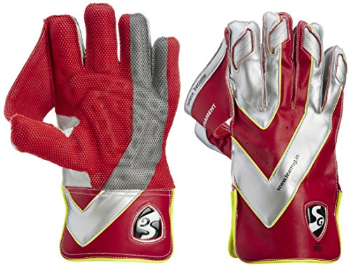 SG Tournament Wicket Keeping Gloves, Adult (Color May Vary)