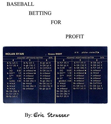 Baseball Betting for Profit (English Edition)