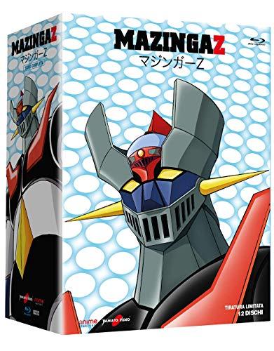 Mazinga Z-La Serie Completa-Esclusiva Amazon (Box Set) (12 Blu Ray)