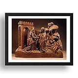Period Prints WESEL, Adriaen van – The Visitation,
