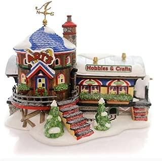 Department 56 North Pole Art's Hobbies & Crafts New #56897