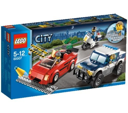 LEGO City 60007 - Verfolgungsjagd