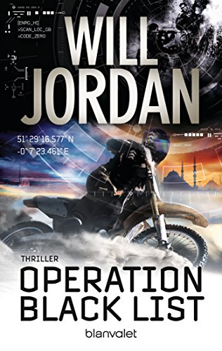 Operation Black List: Thriller (Ryan Drake Series 4)