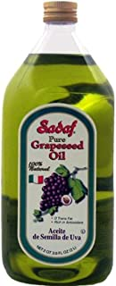 Sadaf, Pure Grapeseed Oil - 67.6 fl oz
