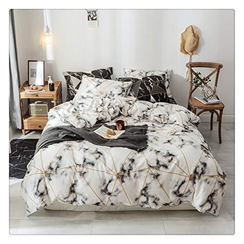 MISSMAO-HOME bettwäsche günstig,seidenbettwäsche,bettwäsche weiß,bettwäsche Set,bettwäsche rot,Farbe 26