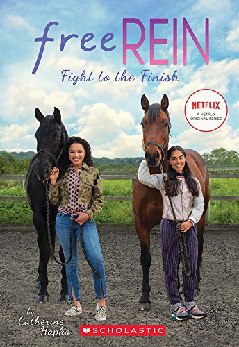 Fight to the Finish (Free Rein #2), Volume 2