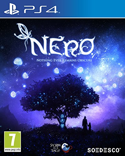 N.E.R.O: Nothing Ever Remains Obscure - PlayStation 4
