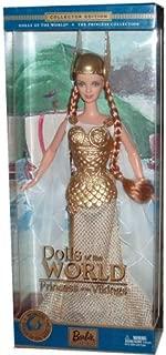 Mattel Barbie Dolls of the World Princess Collection - Princess of the Vikings 2003 Collector Edition