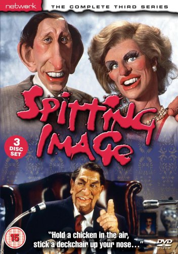 Spitting Image - Series 3 - Complete