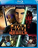 Star Wars Rebels - Season 3 [Italia] [Blu-ray]