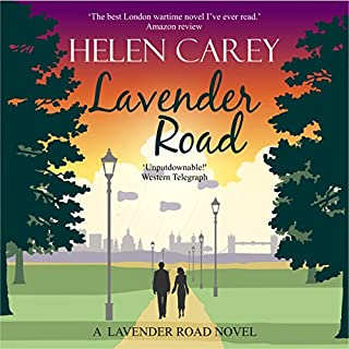 Lavender Road                   By:                                                                                                                                 Helen Carey                               Narrated by:                                                                                                                                 Annie Aldington                      Length: 14 hrs and 4 mins     16 ratings     Overall 4.4