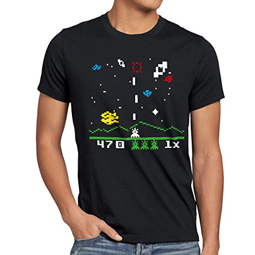 style3 Sheldon Invaders Camiseta para...