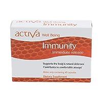 (アクティバ) activa 【Well Being】 Immunity イミュニティ 45カプセル