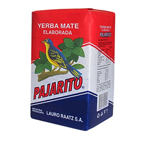 Mate Tee Pajarito tradicional - 1kg