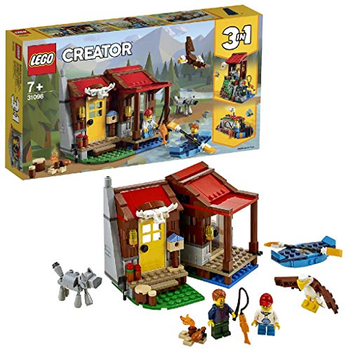 LEGO Creator 31098 - 3-in-1-Set Outback-Hütte
