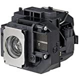 Epson PowerLite s8plusプロジェクターランプ200ワットプロジェクター電球
