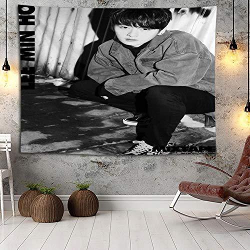 Venta caliente personalizado de alta calidad niños de la calle colgante de pared HD paisaje impresión 3D impresión digital tapiz de decoración del hogar