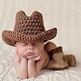 TININNA bebé recién nacido niño niña fotografía Prop Lovely Crochet de...