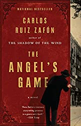 Books Set in Barcelona: The Angel's Game by Carlos Ruiz Zafón. barcelona books, barcelona novels, barcelona literature, barcelona fiction, barcelona authors, best books set in barcelona, spain books, popular books set in barcelona, books about barcelona, barcelona reading challenge, barcelona reading list, barcelona travel, barcelona history, barcelona travel books, barcelona packing, barcelona books to read, books to read before going to barcelona, novels set in barcelona, books to read about barcelona