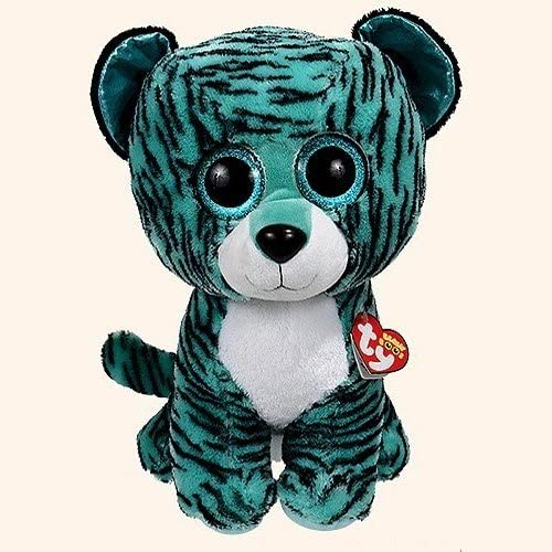 Ty Beanie Boos Tess - Tiger grand (Justice Exclusive) by Ty Beanie Boos