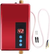 Focket Doorstroomverwarmer, elektrische doorstroomverwarmer, 220 V, 5,5 kW, automatische elektrische doorstroomverwarmer, ...