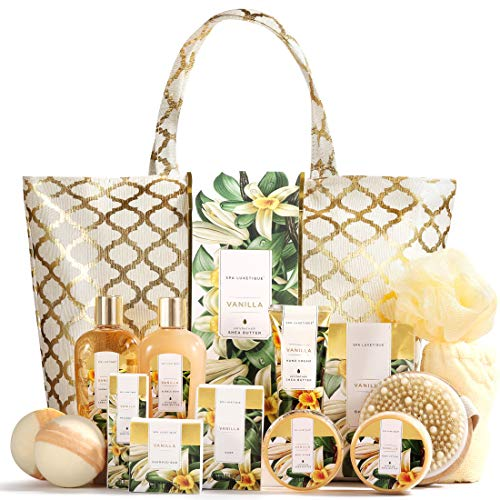 Spa Luxetique Spa Gift Basket