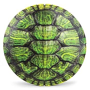 Discraft ESP Buzzz Supercolor Disc Golf Midrange Flying Disc Plus Free Mini Marker - Turtle Shell