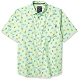 KAVU Men's Happy Hour Festaruski Shirt, Large